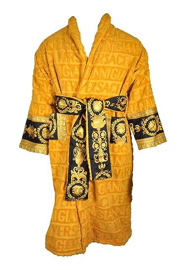 4b0b6c82b Versace Bath Robe Bathrobe Accappatoio Extra Large - Th: Amazon.co.uk:  Clothing