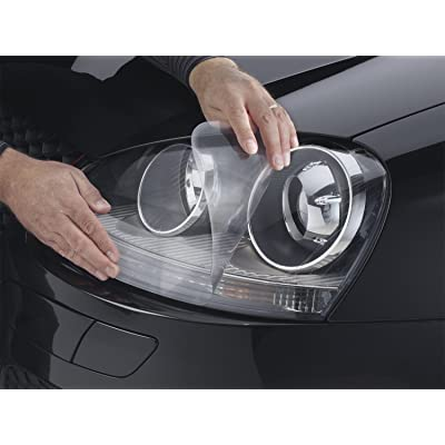 XPEL H3309 Clear Headlamp and Fog Lamp Protection Kit: Automotive