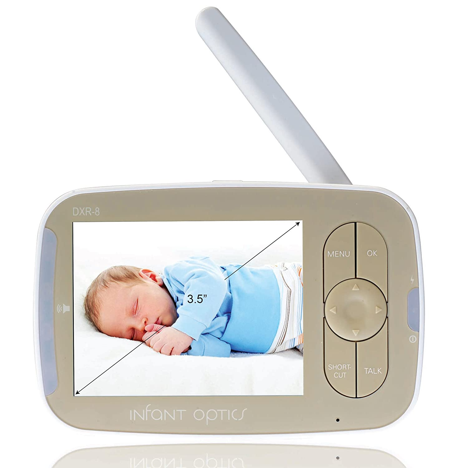 baby monitor video wireless camera nights audio visual. Black Bedroom Furniture Sets. Home Design Ideas