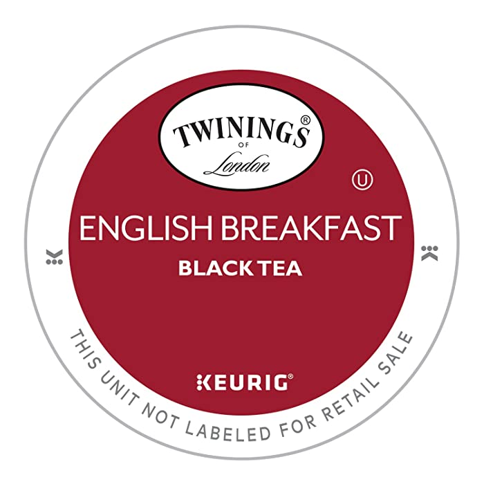 Top 10 Keurig Pods Twinings English Breakfast Black Tea