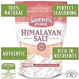 Sherpa Pink Gourmet Himalayan Salt, 20 lbs. Fine