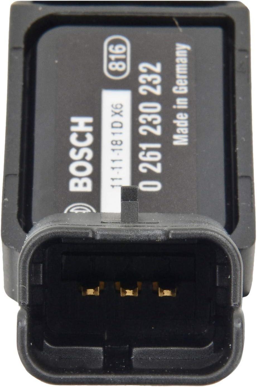 Bosch 0 261 230 232 Sensor Saugrohrdruck Auto