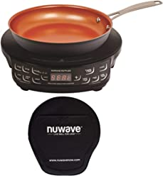NuWave PIC Flex Precision Cooktop with 9