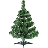 Haushalt International Christbaum Weihnachtsbaum künstlicher Tannenbaum Kunststoff mit Ständer