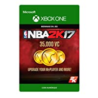 NBA 2K17: 35,000 VC [Xbox One - Code jeu à télécharger]