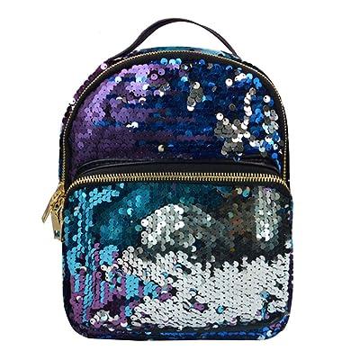 Goodbag Reversible Sequin Backpack Mermaid Backpack Sparkly Glitter School Bag | Kids\' Backpacks [5Bkhe1803275]