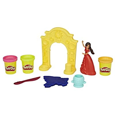 Play-Doh Disney Elena of Avalor Royal Fiesta: Toys & Games