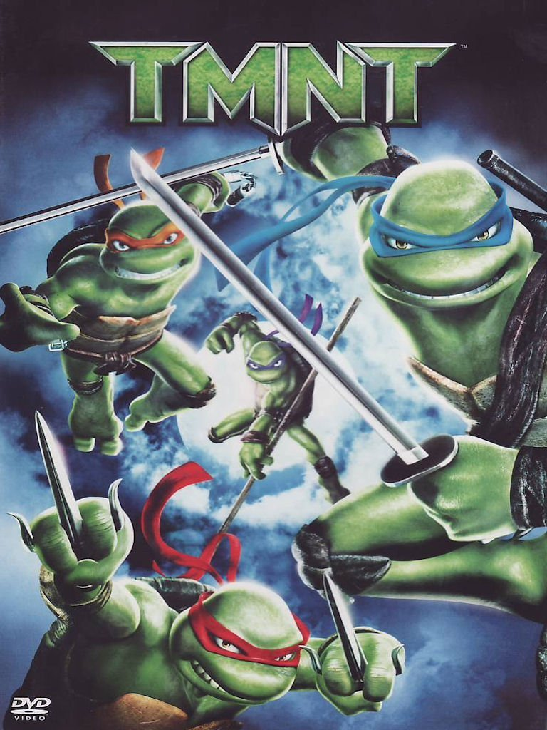 TMNT - Teenage Mutant Ninja Turtles [Italia] [DVD]: Amazon ...