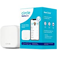 Circle Home Plus (2nd Gen) - Parental Controls - Internet & Mobile Devices - Works on WiFi, Android & iOS Devices…