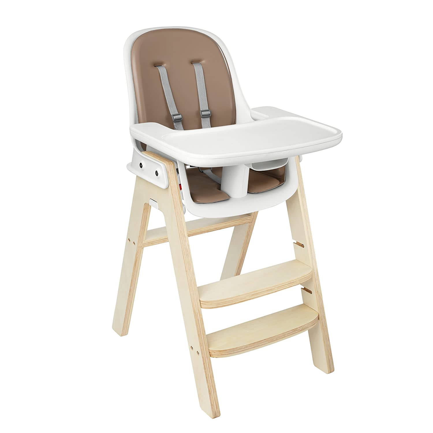 Amazon OXO Tot Sprout High Chair Taupe Birch Childrens