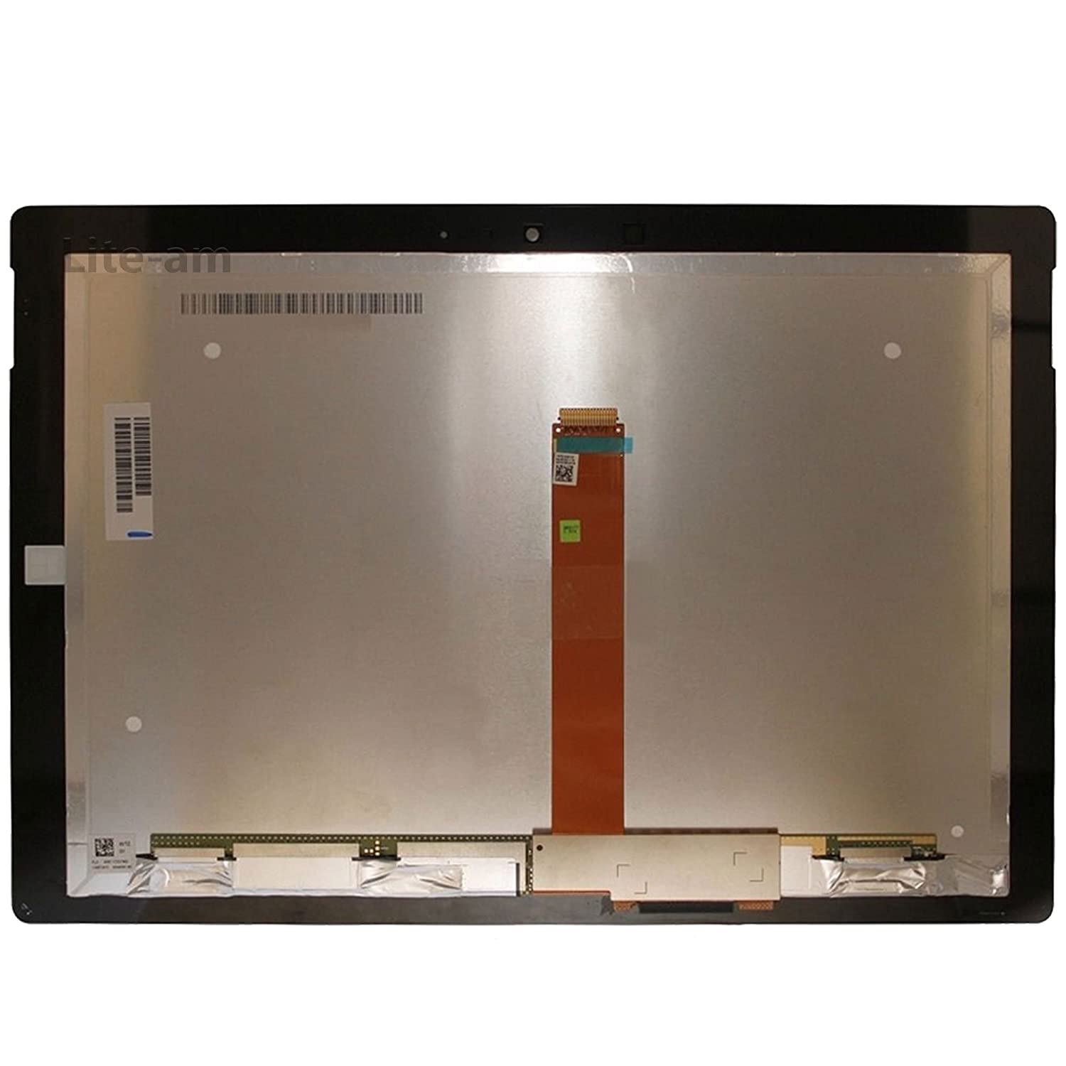 Microsoft 1645 Surface 3 Front Touch Digitizer+LCD Screen Assembly Replacement
