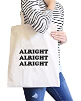 365 Printing Must Resist Natural Canvas Bag Tote Bags Funny Gifts For Shopaholic