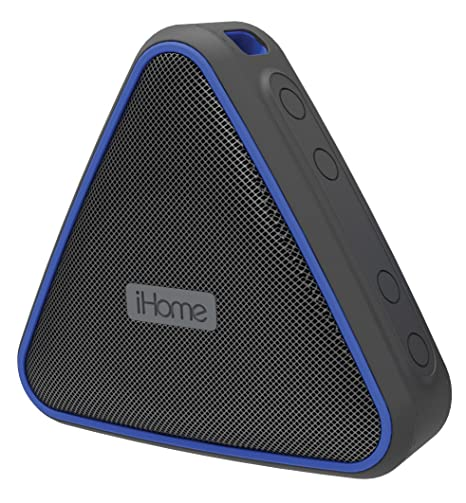 Review iHome iBT37BLC Portable Waterproof