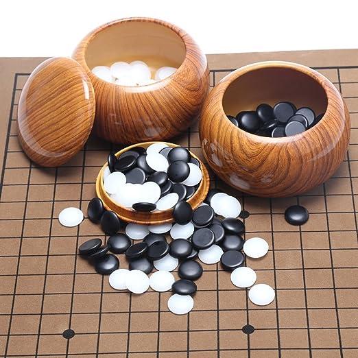 LIAN Go Game, Fantastic Go Juego de Mesa de ajedrez: Amazon.es: Hogar