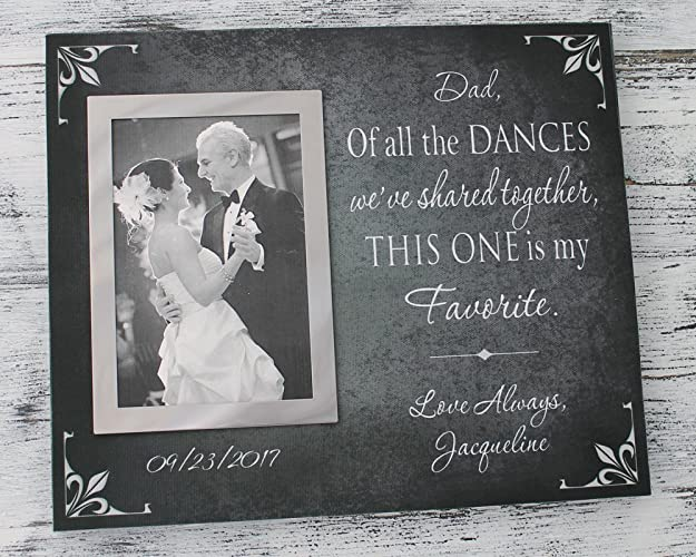Amazon.com: Dad of all the dances we\'ve shared together ...