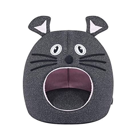 GCHOME Cama de Perro Cama para Gatos, Cama Antideslizante Lavable para Perros Nido de Gato