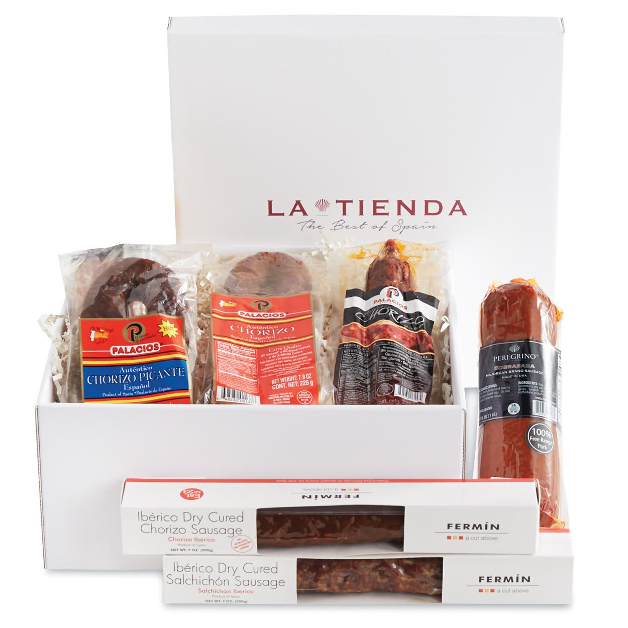 Sausages of Spain Gift Box