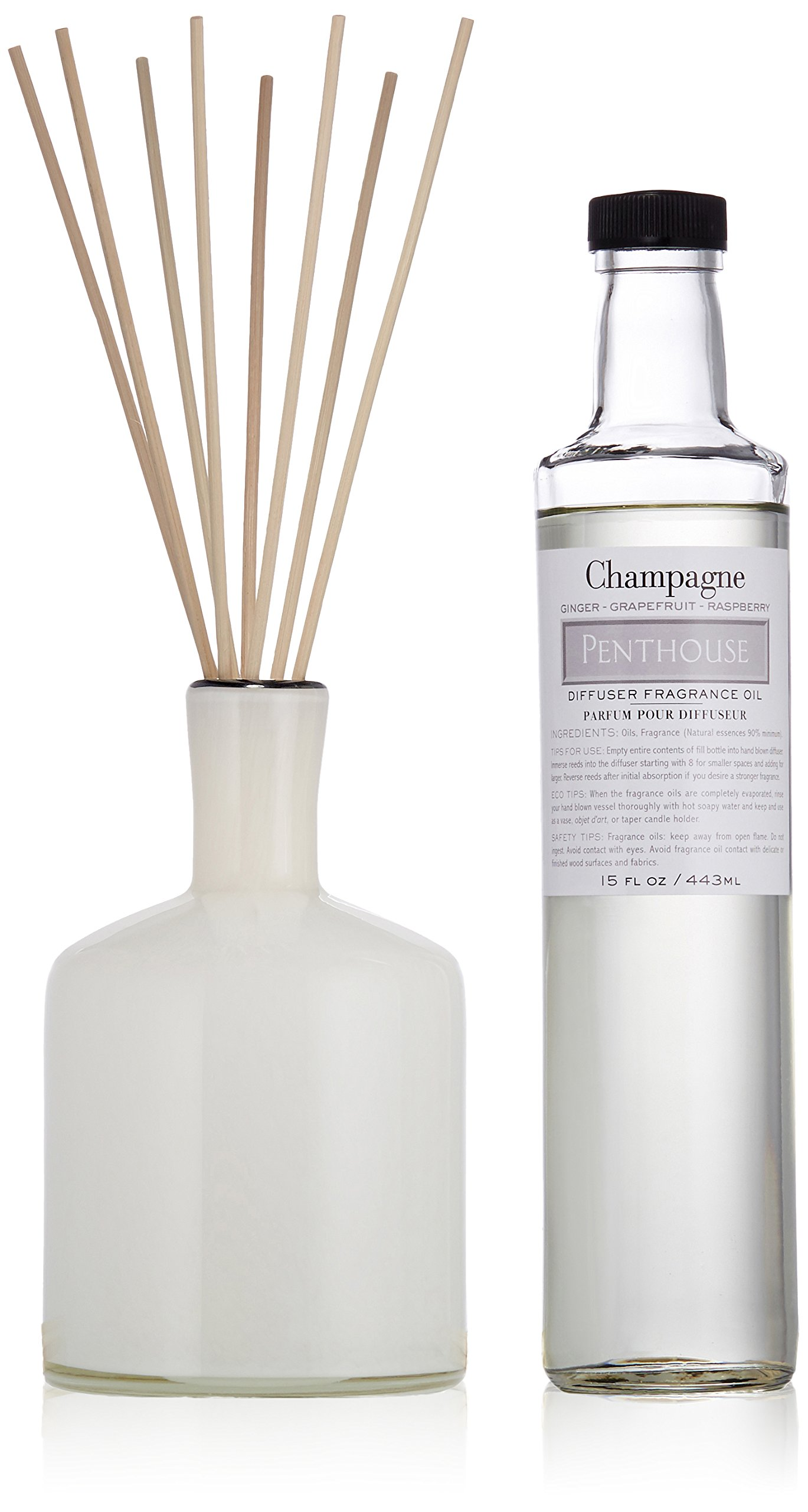 LAFCO House & Home Diffuser, Penthouse Champagne, 15 Fl Oz