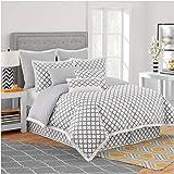 Utica 400-Thread-Count Pima Cotton King Sheet Set, White