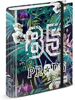 PRODG PRODG Ring Binder Noteb. Jungle Accroche-Sac, 34 cm, Multicolore (Multicolored)