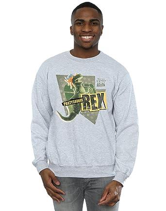 ba02bc64e90 Amazon.com  Disney Men s Toy Story Partysaurus Rex Sweatshirt  Clothing