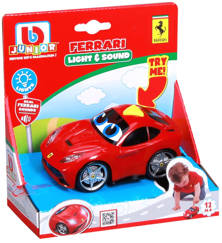 Bburago Junior Ferrari Luci e Suoni, 16 81000