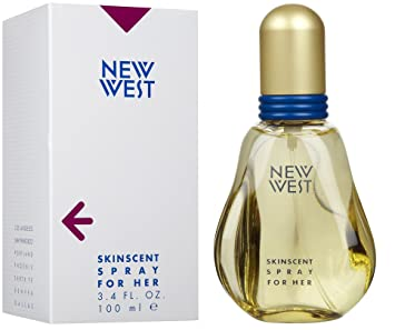 Aramis Skinscent New West Women 4 Spray By Ounce For 3 OikTwPuXZ