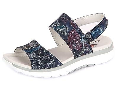 Gabor Damen Sandaletten Comfort 66.914.86 Blau 277575