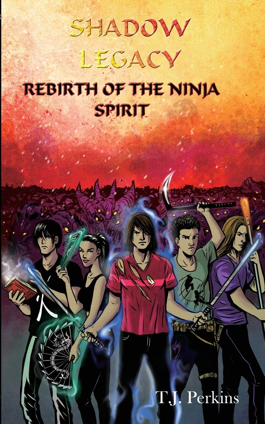 Rebirth of the Ninja - Spirit: Amazon.es: T.J. Perkins ...
