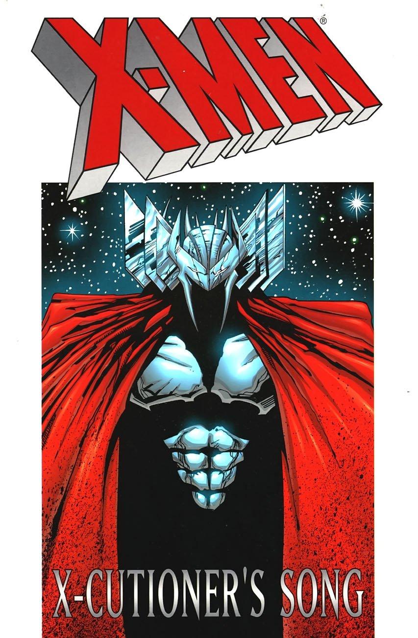 X-Men: X-Cutioners Song TPB: Amazon.es: Marvel Comics ...