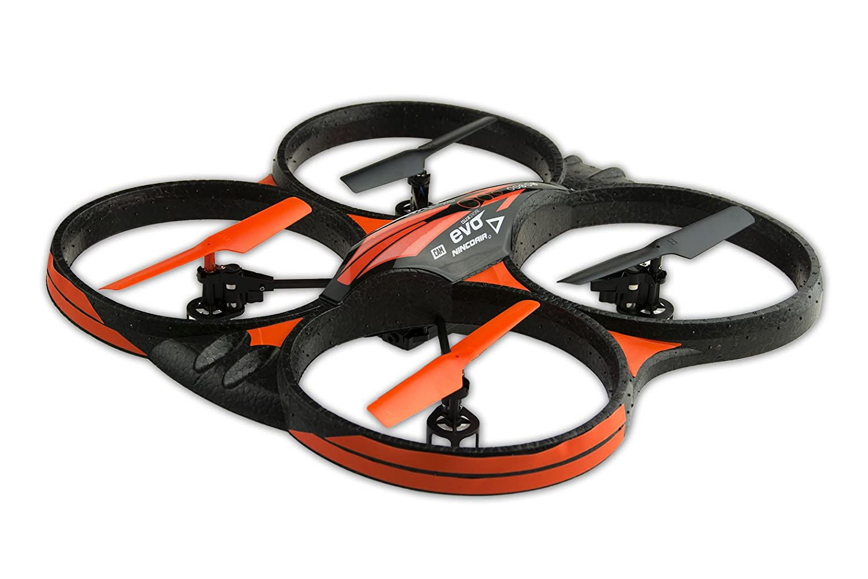 NincoAir - Quadrone EVO CAM, Color Negro y Naranja (NH90088 ...