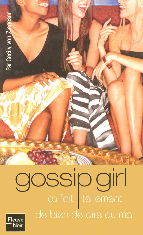 Amazon.fr - Gossip girl - T1 (poche) (1) - THIRIOUX-ROUMY, Marianne - Livres