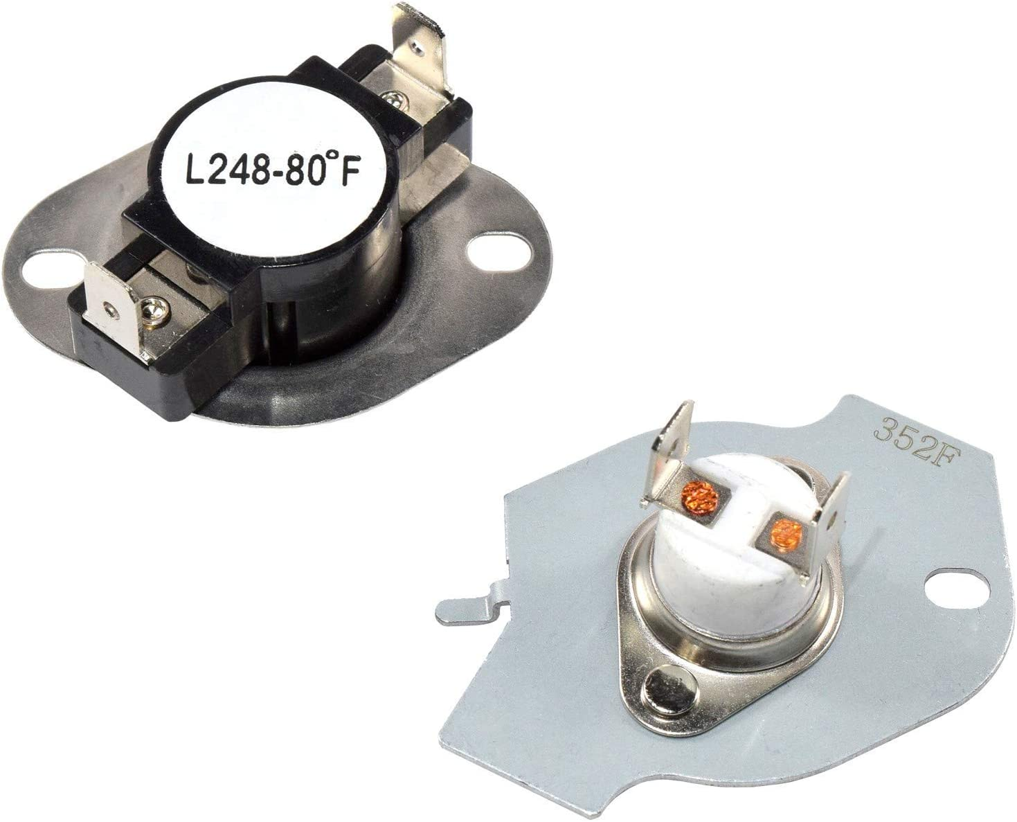 NEW Whirlpool Kenmore Dryer Thermostat Kit 279769 AP3094224 PS334278