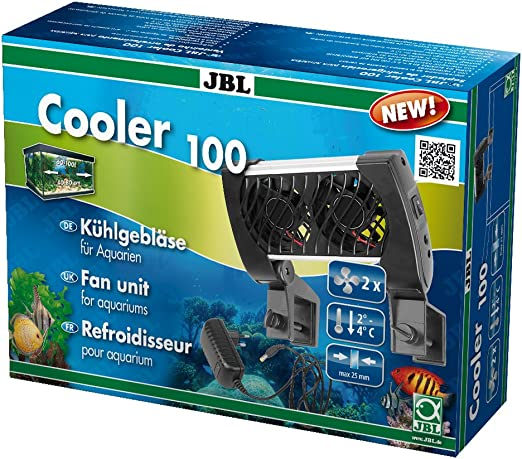 JBL Ventilador para Agua mar y Agua Dulce Acuarios, Cooler: Amazon ...