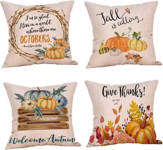 HALLOWEEN CUSHION COVER PILLOW CASE IDEAL GIFT BIRTHDAY PRESENT