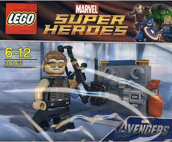 HAWKEYE **NEW** Authentic LEGO 30165 Minifigure