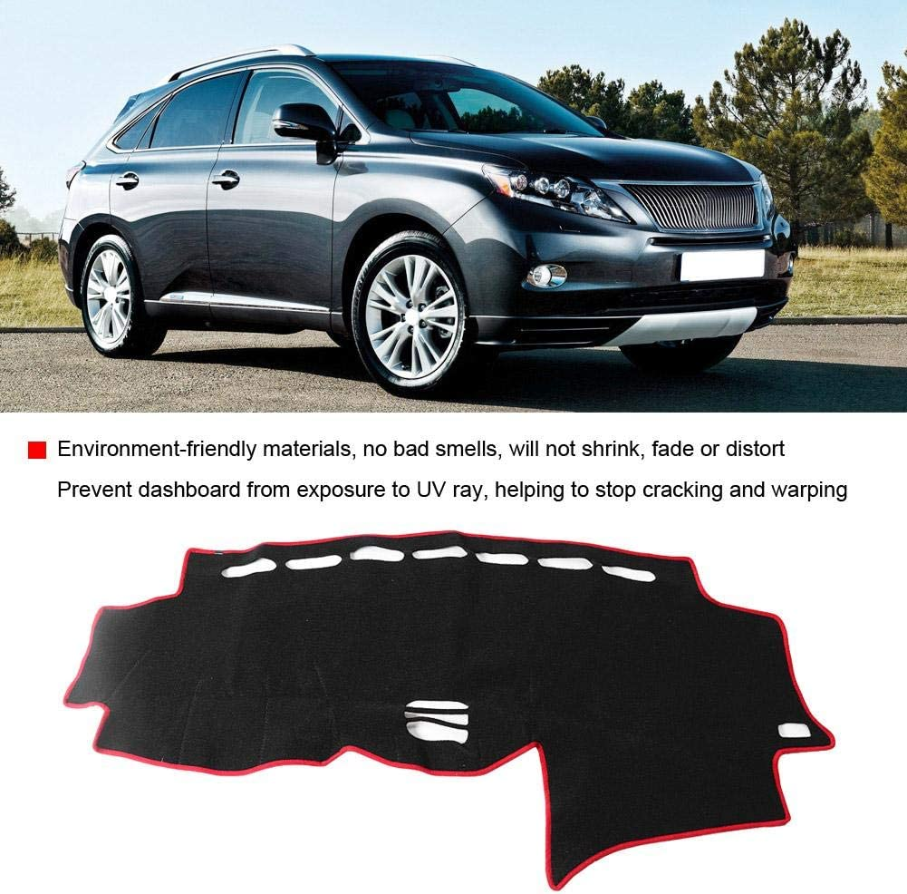 Beige Velour Coverking Custom Fit Dashcovers for Select Lexus RX330//RX350 Models