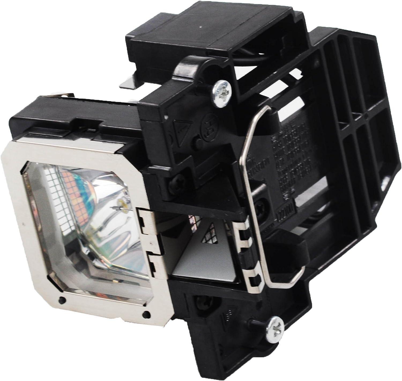 STAR-LAMP PK-L2210U Replacement Projector Lamp Bulb for JVC DLA-F110//RS30//RS40U//RS45U//R4800//RS50//RS55//RS60//RS65//VS2100U//X3//X30//X7//X70//X9//X90 DLA-F110; DLA-RS40; DLA-RS40U