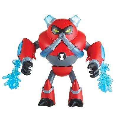 Ben 10 Overflow Basic Figure Action Figure: Toys & Games