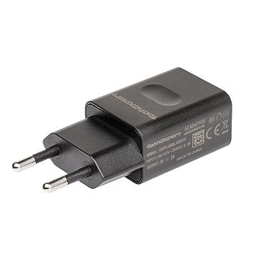 Cargador USB negro 5V 2A para iPhone 7 7Plus, iphone 6 6S ...