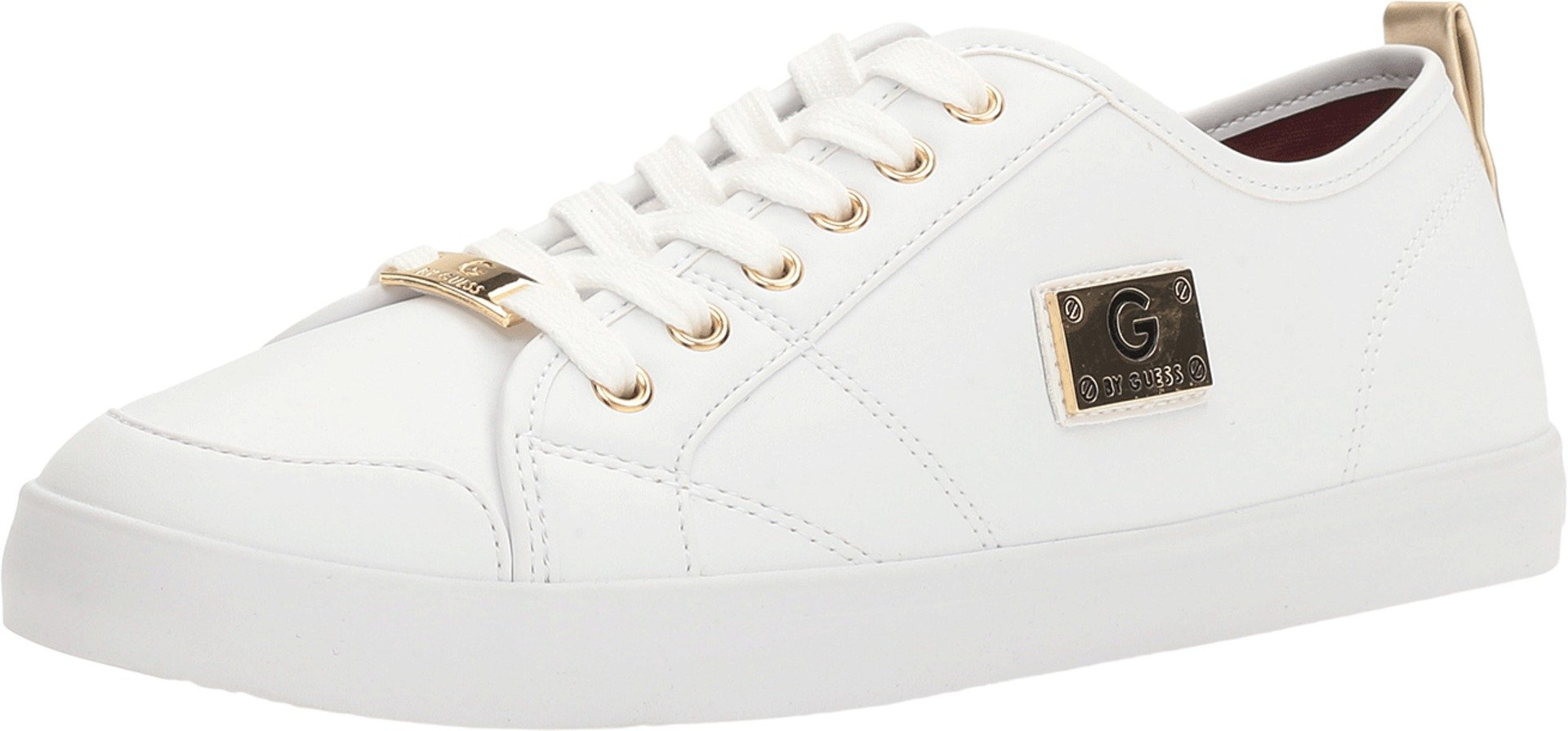 G by GUESS Women's Mallory White Oxford