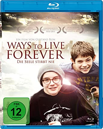 Ways to live forever - Die Seele stirbt nie Blu-ray Alemania ...