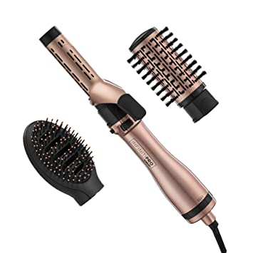 Amazon Com Infinitipro By Conair Hot Air Multi Styler Volumize Curl Wave Or Smooth With One Styling Tool Beauty