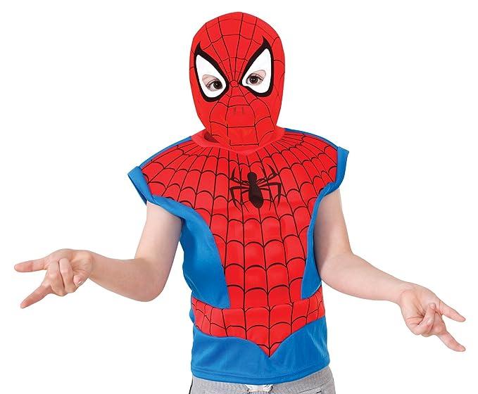 Rubies - Máscara para niño Spiderman a partir de 3 años (881307S ...