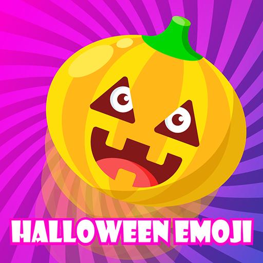 Halloween Emoji - Pumpkin Bouncing Arcade: Fun To Play (Halloween Games To Play)