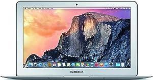 Apple MacBook Air - 11-inch, 8GB RAM, 512GB SSD, Intel i7 2.2GHz, MJVP2LL/A (Renewed)