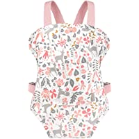 GAGAKU Baby Doll Carrier Doll Accessories Stuffed Toy Carrier for Dolls – Pink (Reindeer)