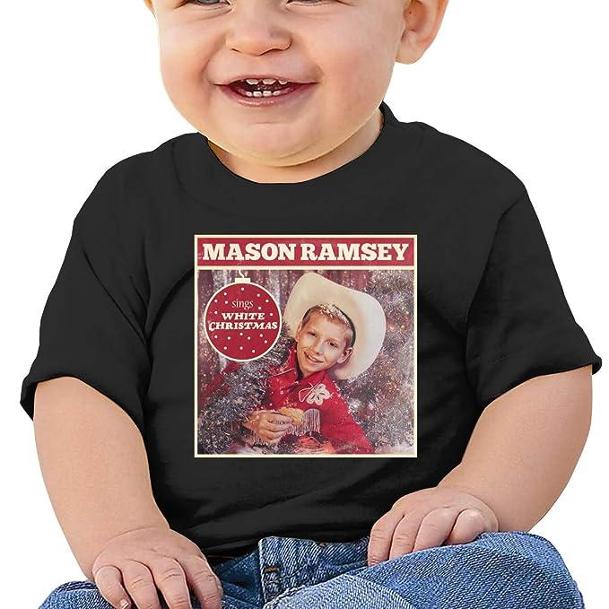 Kangtians Baby Mason Ramsey Short Sleeve Shirt Toddler Tee
