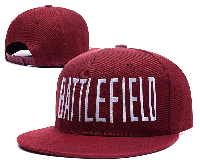 DEBANG Battlefield Logo Adjustable Snapback Baseball Leisure Caps Embroidery Visor Beanie Hats