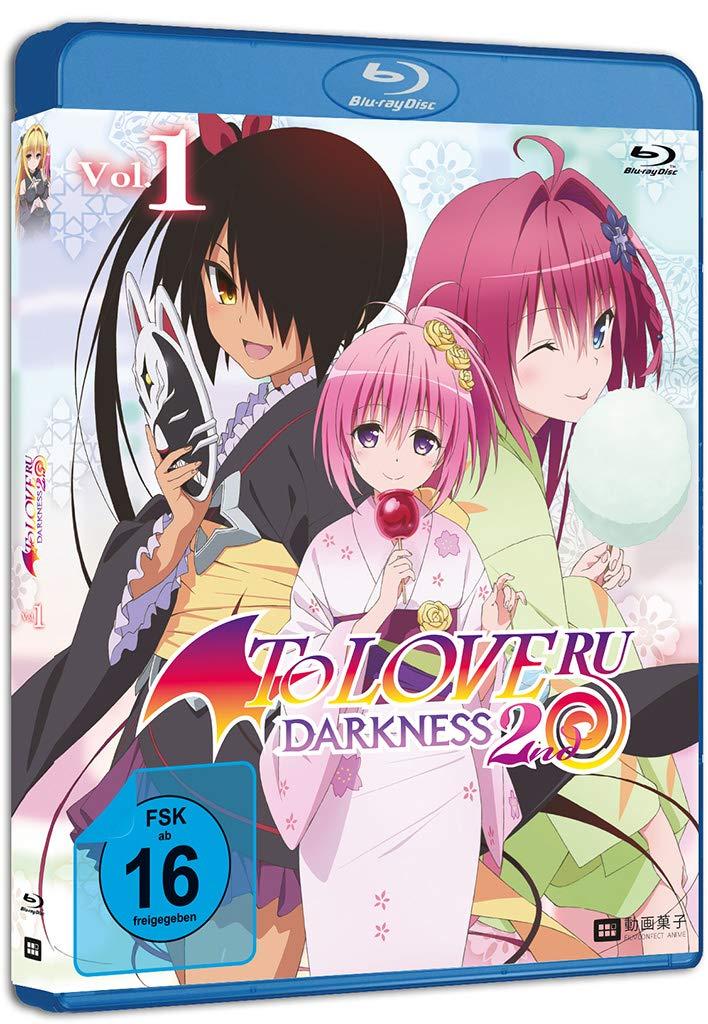 To Love Ru: Darkness 2nd - Staffel 4 - Vol.1 - [Blu-ray] [Alemania]